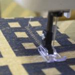 ミシンで縫える紙